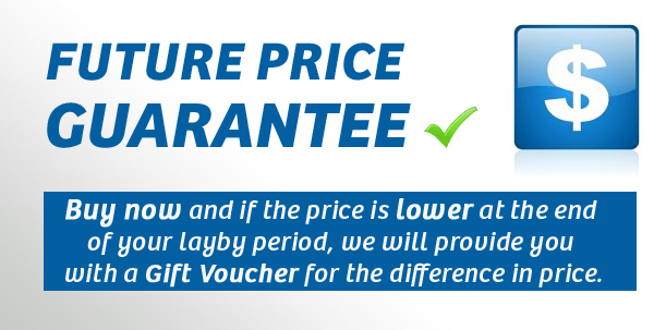 Future Price Guarantee