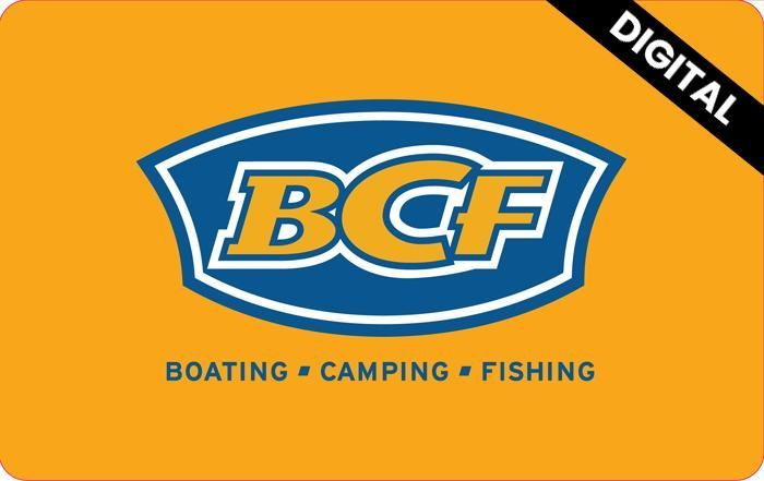 Click here for BCF Gift Cards